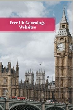 A list of free genealogy websites to find your UK ancestors. Save money while researching genealogy the frugal way. Free Genealogy Sites, Genealogy Research, Find Your Ancestors, Government Website, Family Search, My Cousin, Historical Maps, Free Uk