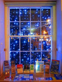 Carlisle Christmas Lights 2012 by ambo333, via Flickr
