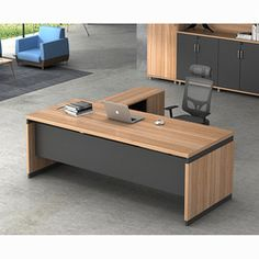 Source high quality office executive desk most popular execut .- Quelle hochwertige Büro Chefschreibtisch beliebtesten Executive Tisch Spezifika, Source high quality office executive desk most popular executive table specifics, - Modern Office Table, Office Table Design, Office Furniture Design, Office Interior Design, Office Interiors, Home Interior, Furniture Ideas, Furniture Stores, Cheap Furniture