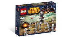 LEGO.com Star Wars Products - Episodes I-VI - 75036 Utapau Troopers™
