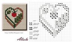 Мои творилки *** Aliolka design: Продолжение Сердечной темы