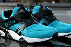 """Ronnie Fieg x Puma Disc Blaze OG """"Cove"""" – New Pictures & Releases Info"""