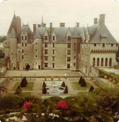 Chateau de Langeais, Loire Valley, France