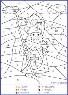 Free Preschool, Preschool Worksheets, Diy For Kids, Crafts For Kids, Kindergarten, Saint Nicolas, Advent Calenders, Winter Kids, Pre School