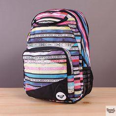 Plecak szkolny lub na wycieczkę Roxy Shadow Swell Brazilian  / www.brandsplanet.pl / #roxy