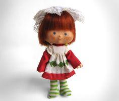 A 1979 American Greetings Strawberry Shortcake doll