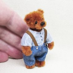 Bunny, Beer, Teddy Bears, Children, Felting, Cute, Animals, Character, Bears