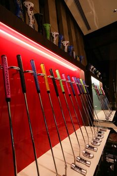Scotty Cameron Golf Gallery Tokyo - Scotty Cameron