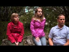 2013 Ontario Faces of Farming Calendar - March - Dan and Family. Fish farmers