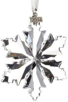 My Treasured Family Tradition with the Annual Swarovski Crystal Star Ornament | The Jenny Evolution
