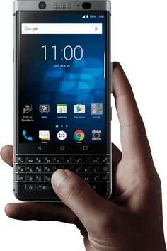 BlackBerry KEYone - Official Website