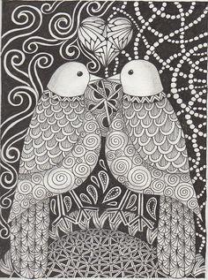 ilustración de Bárbara