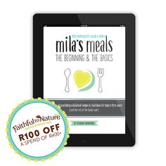 The Mila's Meals Online Shop First Year, Health Coach, Whole Food Recipes, Dairy Free, Product Launch, Meals, Book, Meal, No Dairy