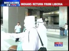 Liberia's international airport battles to contain Ebola