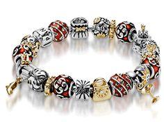 I love my Pandora bracelets