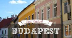 Not rich? You'll enjoy Budapest anyway! Budget Travel, Travel Tips, Budapest, Budgeting, Beautiful, Travel Advice, Budget Organization, Travel Hacks