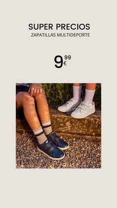 Zapatillas deporte para la vuelta al cole! #zapatillasdeporte #promo #vueltalcole #septiembre #Merkal