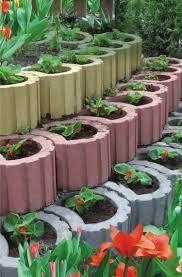 Bildergebnis für terrassenumrandung mauer