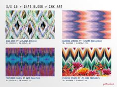 Spring/Summer 2016 Print Trend Report Part 1 + 64 Stock Designs | Patternbank
