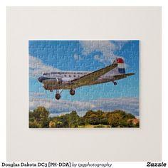 Douglas Dakota DC3 [PH-DDA] Jigsaw Puzzle
