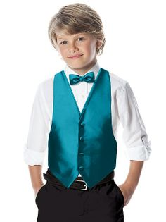 After Six Boy's Backless Vest http://www.dessy.com/accessories/after-six-boys-backless-vest/#.Ul2Y1sHnaM8