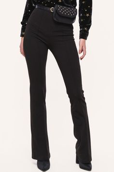 Loavies zwarte pantalon | Fashion Webshop LOAVIES