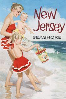 .New Jersey seashore