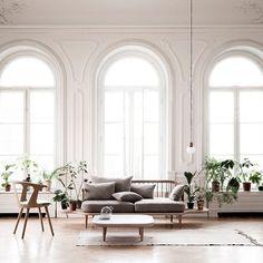 Sunday inspiration, these vaulted windows are amazing!! ✨ #esnyinspo