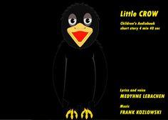 LITTLE CROW Children's Audiobook von Deltamusique auf Etsy