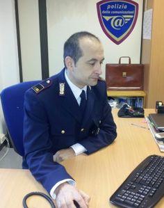 La polizia postale organizza incontri per navigare in sicurezza su Internet.