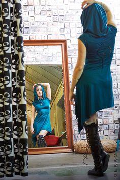 Dark Bohemian, Bohemian Dresses, Shirt Dress, T Shirt, Giveaway, My Photos, That Look, Boots, Skirts