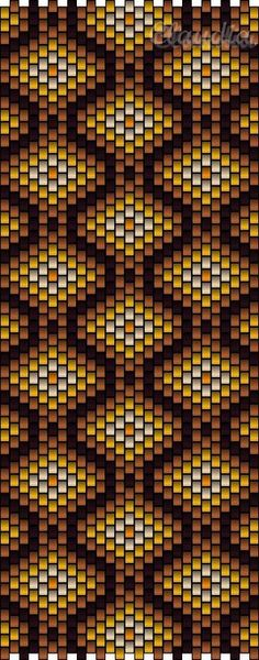 Bargello pattern.  Can use in beadwork.
