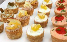 Recetas de Cocina para fiestas
