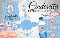 Cinderella Party – Free Printables