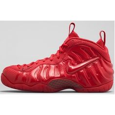7d0fee2655605e Opinion  Nike Air Foamposite Pro  Gym Red  looks like  shiny toy  -  Hardwood and Hollywood