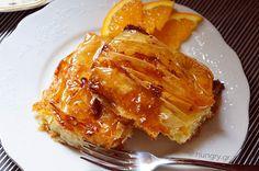 Kitchen Stories: Orange Pies with Greek Yogurt-Portokalopites