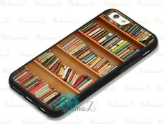 Bookshelf Book library iPhone 6 Case Cover