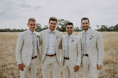 mens wedding suits black and white Tan Groomsmen Suits, Groomsmen Outfits, Bridesmaids And Groomsmen, Groomsmen Wedding Attire, Tan Tux, Rustic Groomsmen Attire, Groomsman Attire, Casual Groom Attire, Wedding Colors