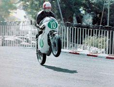 "1970. Isle of Man. Isle of Man TT. ""The Spanish Flyer"""