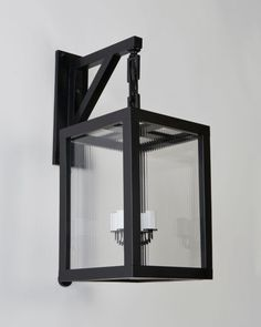 Heron Exterior Wall Lantern (ew1460) | Remains.com