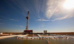 New survey finds twenty billion barrels of oil found underneath Texas