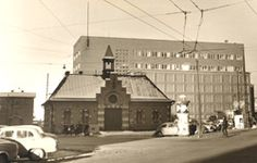 Kampin paloasema. Purettu 1960. The Old Days, Historical Pictures, Helsinki, Good Old, Ancient History, Finland, Old Things, Black And White, Architecture