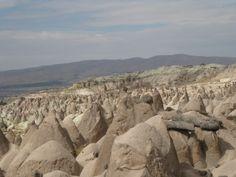 Red Valley in Capadocia
