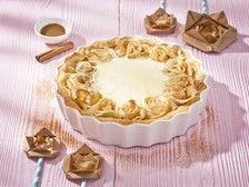 Przepis - Ciasto z jabłkowymi różami