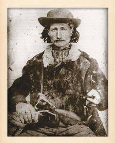 Wild Bill Hickok, egentlig James Butler Hickok (født 27. mai 1837 i Troy i Illinois i USA, skutt 2. august 1876 i Deadwood i Sør-Dakota) var amerikansk revolvermann og sheriff.wikipedia