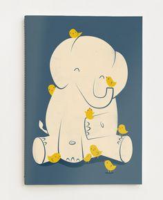 bigMama as Notebook by Jay Fleck | JUNIQE