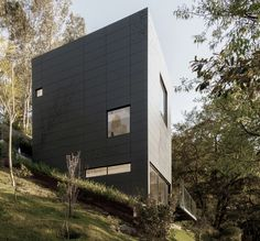 AS/D positions casa alta in mexico over sloping valley