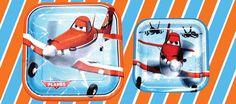 Disney Planes Movie Birthday Party Supplies