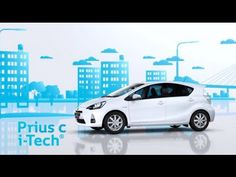 Prius c is a compact hatch, designed for urban driving - nippy enough to go practically anywhere small enough to park practically anywhere and yet, spacious inside