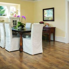 Shop Pergo Max W X L Arlington Oak Embossed Laminate Wood Planks